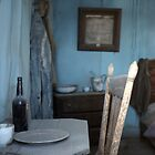 Blue Room - Ghost Town of Bodie, California by Harry Snowden