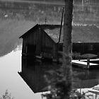 Boat House by Warren Brown