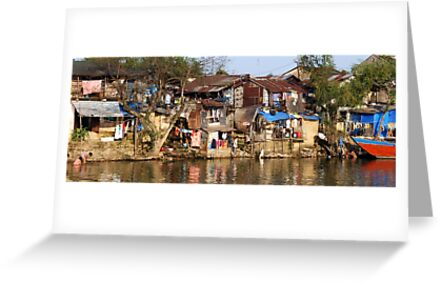 River life - Hue, Viet Nam. by Jordan Miscamble