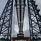 Tees Bridge by Paul  Green