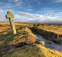 Beckamoor Cross by Neal Petts