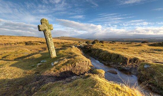 Beckamoor Cross by Neal Petts