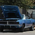 Blue Charger by Jeanie93