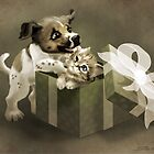 the Gift by murals2go