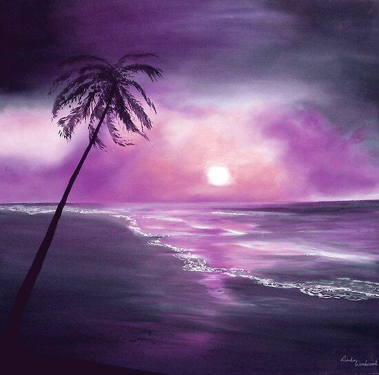 Island Of Dreams by Linda Woodward