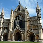 St Albans Cathedral 2 by Paul  Green