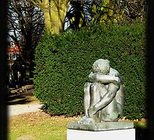 Weeping widow by Stephanie Owen