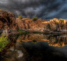 Dells Reflect by Bob Larson