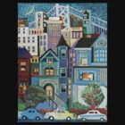 San Francisco Nights by Sally Sargent