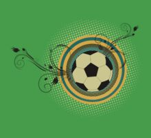 Decorative Soccer Ball by KimberlyMarie
