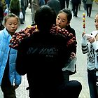 a very popular guy - somewhere in China by geof