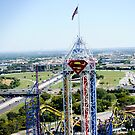Six Flags Over Texas by Malania