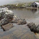 boatshed at Dove Lake - Cradle Mt (Tasmania) by gaylene