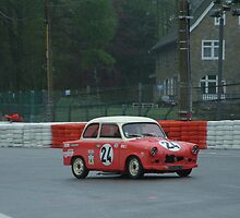 Trabant by Naf1972