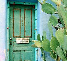 Green in the Desert by AsEyeSee