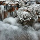 Ice and Water - North Cheyenne Creek by RondaKimbrow