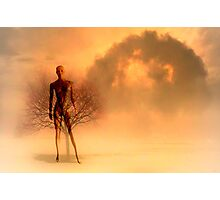 Eve Rising Photographic Print
