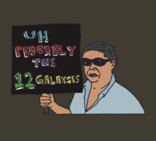 Frank Chu & the 12 Galaxies by Rechenmacher
