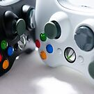 XBOX Controllers by Perry Van Dongen