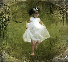 Run, Princess, run...! by Olga