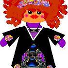 Lara, My Little Russian Rag Doll by Deborah Lazarus