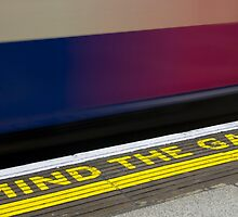Mind The Gap by Lin-Ann Anantharachagan