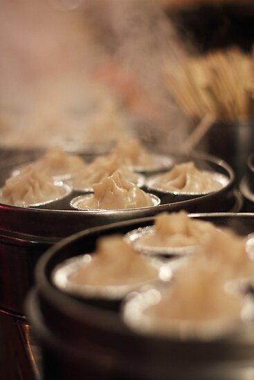 Dumplings by Jenny Hall