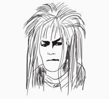 Bowie - Quick Sketch by Jon Winston