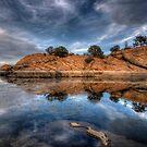 Split The Sky by Bob Larson