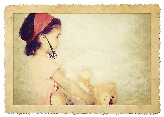 La Petite Fille by Tamara Brandy