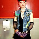 Toilet Punk by Melynda
