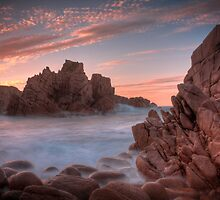 Morning At The Pinacles by Scott Sheehan