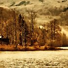 Lake house by www.romansolar photography.com