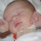 My New Grandson! by Karen Checca