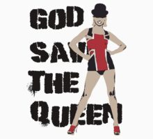 God Save The Queen by Mucky