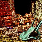 Dereliction : Plastic Chair by riotphoto