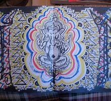 Ganesha Meditations by madmatthatter