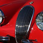 1954 Jaguar XK 120 SE by ponchoman