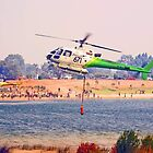 Helitankers At Champion Lakes  by EOS20