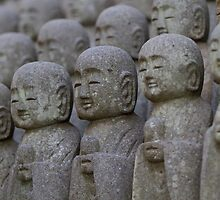 Ojizo-sama by Sam Ryan