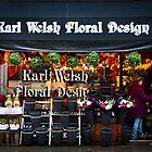 Flower shop by Elisabeth Ansley