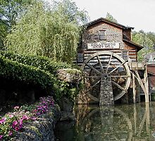 Dollywood Grist Mill, Pigeon Forge  by ✿✿ Bonita ✿✿ ђєℓℓσ
