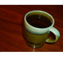 02-07-11  High Tea Photographic Print