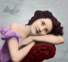 Vintage Dreamer by Donna Ingham
