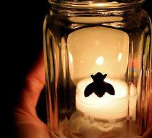 candlelight by Desiree Salas