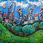 Central Park South by Jason Gluskin