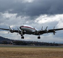 Super Constellation by Bairdzpics