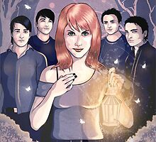 Paramore by Anne Cobai