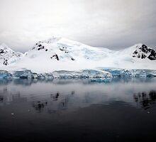 Antarctic Landscape - Paradise Bay by John Dalkin
