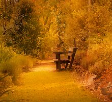 A Quiet Spot by Elaine Teague